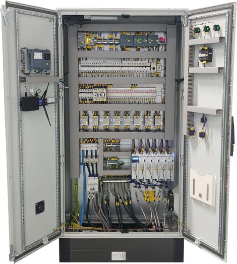 szafy sterownicze zwykorzystaniem PLC HMI img 08